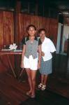 Doña Marta e hija