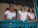 Flor Gladys y Maritza - Equipo Escazú