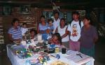 Mujeres asociación la Flor - Comunidad indígena