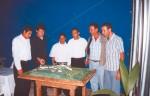 Equipo en Arenal