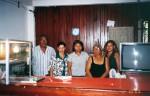 Equipo Sixaola